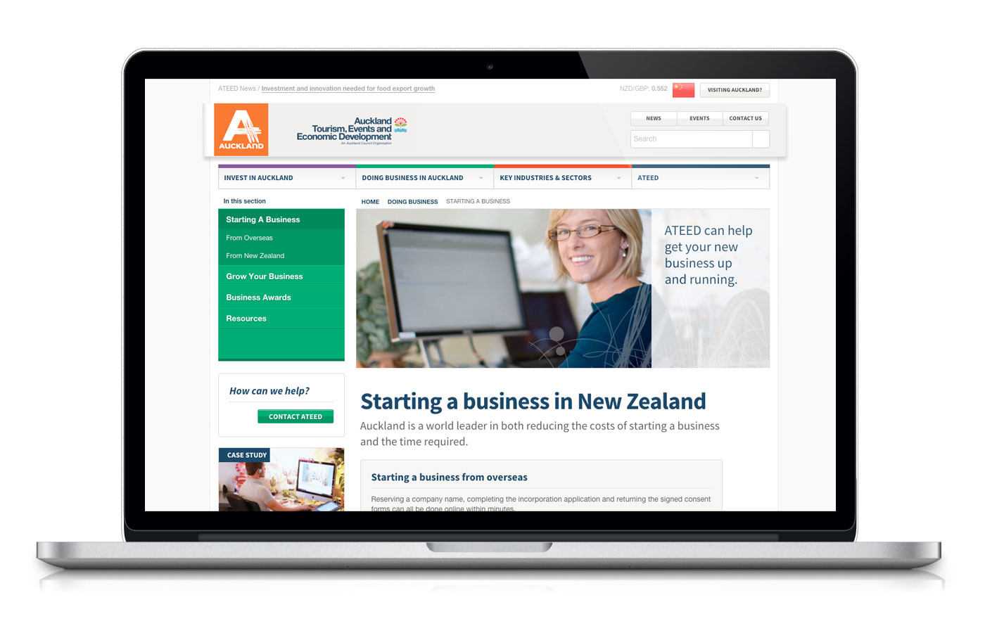 Business Auckland