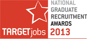 Targetjobs National Graduate Recruitment Awards 2013