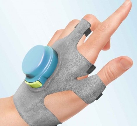 The GyroGlove from GyroGear