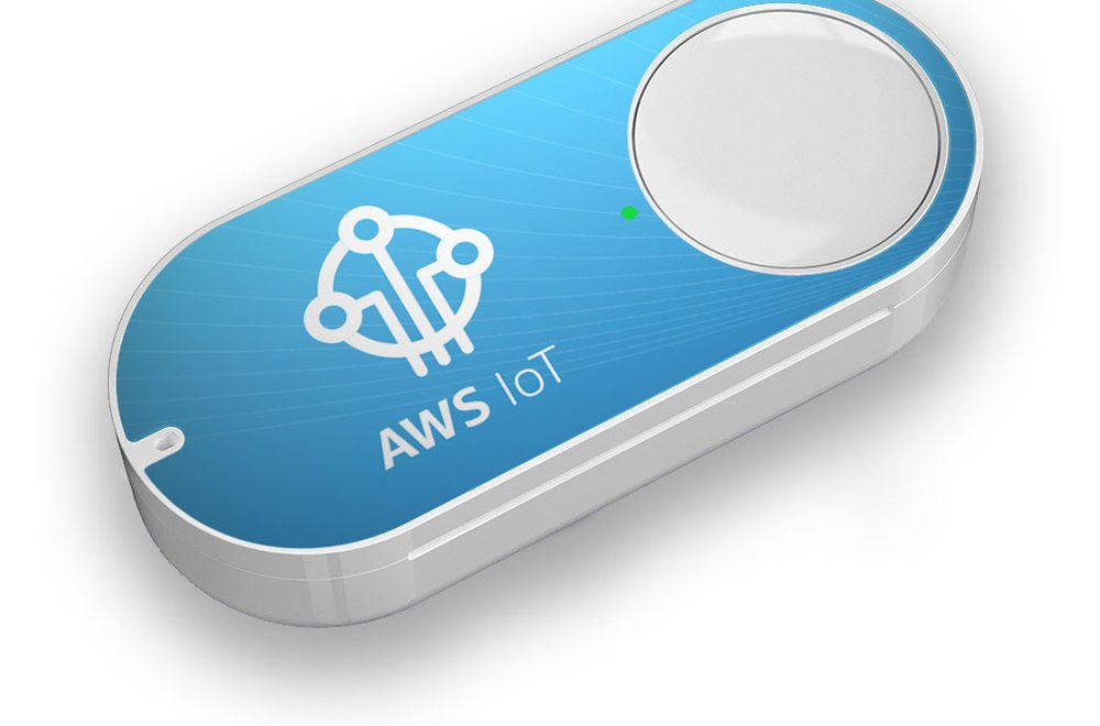 The AWS Internet of Things button